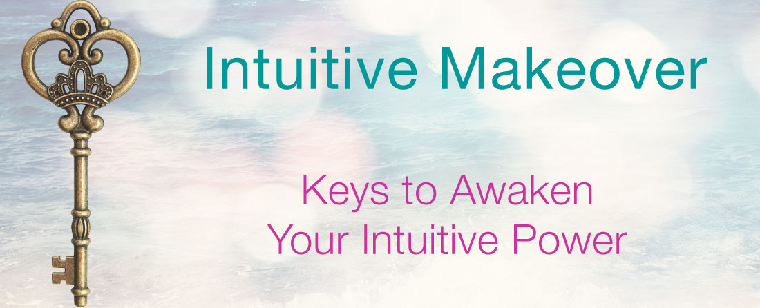 Intuitive Makeover Key #1: Creativity